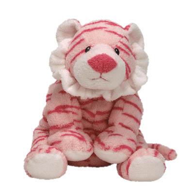 TY Baby Growlers Pink Stuffed Animal for Girl (bonmua USA-TY14AG)