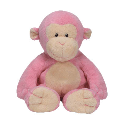 TY Baby Dangles Pink Stuffed Animal for Girl (bonmua USA-TY15BG)
