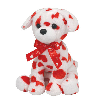 TY Beanies - Lovely the Dog 15cm (4mua USA-TY5LO)
