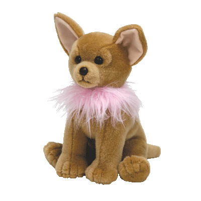 TY Classic Divalectable the chihuahua 35cm (4mua USA-TY8)