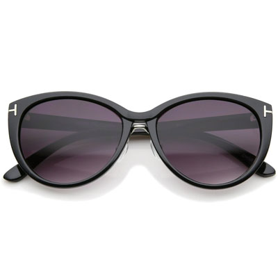 WOMEN'S EURO OVAL CAT EYE SUNGLASSES (4mua USG-ZERO08)
