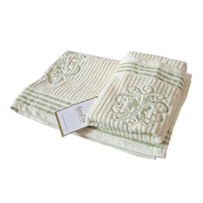 KassaFina Bath Towel Set / 2 pack (bonmua UST-KF1)