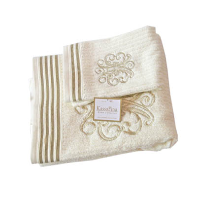 KassaFina Bath Towel Set / 2 pack (bonmua UST-KF3)
