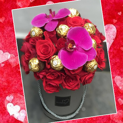 Valentine's Day Gifts / SaiGon only (4mua Valentine-01D)