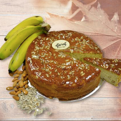 Banana cake 20cm / SaiGon only (4mua VBA-009)