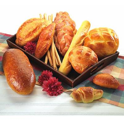 24 pieces Breads (4mua VBA-016)
