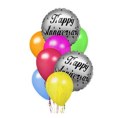 Anniversary Balloon Bunch (VOT-002A1)