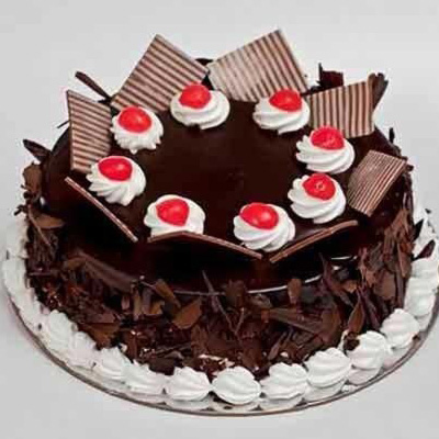 Black Forest Cake 15 persons / 23cm / SaiGon only (bonmua VOT-006BLFO23)