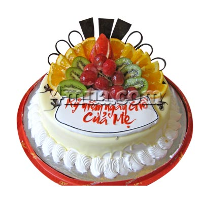 Cake for 30 persons (bonmua VOT-006C)