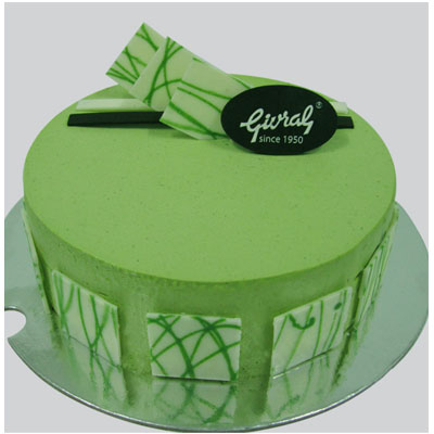 Green Tea Cake - Saigon Only (23cm) (bonmua VOT-006GTB)