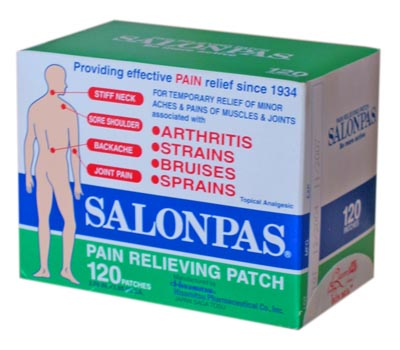 Salonpas 140 pieces (4mua VOT-019B)
