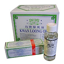 12 bottles Kwan Loong Medicated Hot Oil (bonmua VOT-026)