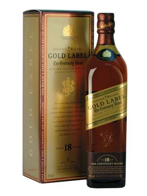 Johnnie Walker Gold Label Drink 700ml (bonmua VOT-040C)