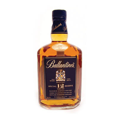 Ballantine's Scotch Whisky Drink 12 Years old 750ml (bonmua VOT-064B)