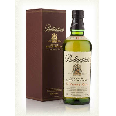 Ballantine's Scotch Whisky Drink 17 years old 700ml (bonmua VOT-064C)