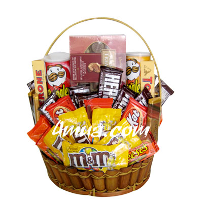 Chocolate Gift baskets (bonmua VOT-CH06BAS)