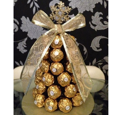 TOWER FERRERO ROCHE CHOCOLATE 36PCS (4MUA VOT-CHTOW1736)