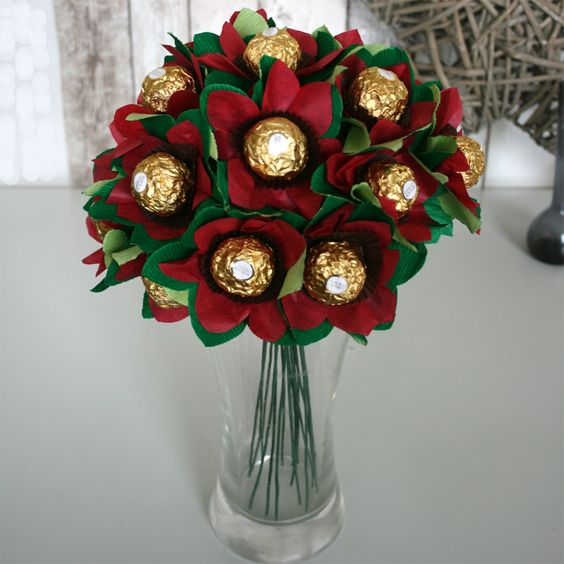 FERRERO ROCHER CHOCOLATES CHRISTMAS 36PCS (4mua VOT-CHXMAS1701)