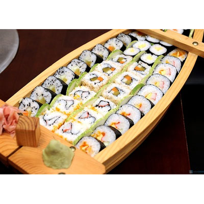 Dinning out Sushi Shop For 04 persons (bonmua VRE-SS1)