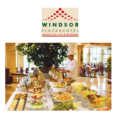 Dining out Buffet Windsor Plaza Restaurant from Monday to Friday for 01 person (bonmua VRE-WP2)