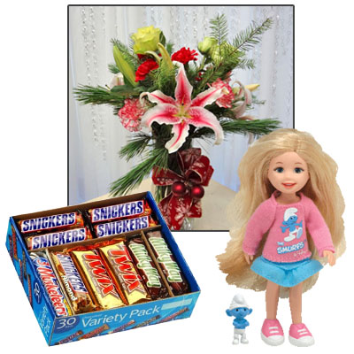 Christmas gifts for children (bonmua-Xmas 06C)