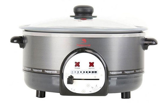 HAPPY COOK MULTI COOKER 1200W / 2.8L (4mua AMC-HAP300A)